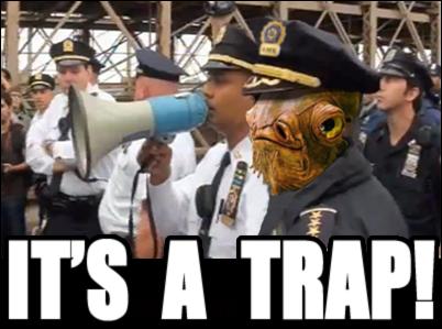 Wait... It's a Trap!